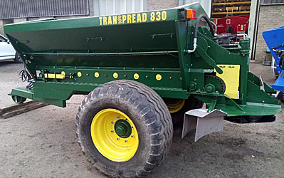 TranSpread 830 - Dales Agri Sales Agency