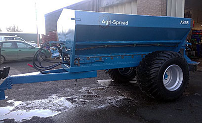 AgriSpread AS55 - Dales Agri Sales Agency