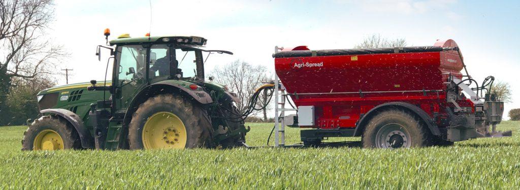 Dales Agri Sales - Agre-Spread AS2000 Spreader